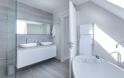 A few simple and cost effective bathroom upgrades